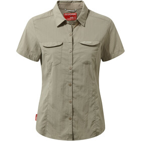 Craghoppers NosiLife Adventure II Shortsleeved Shirt Damen mushroom